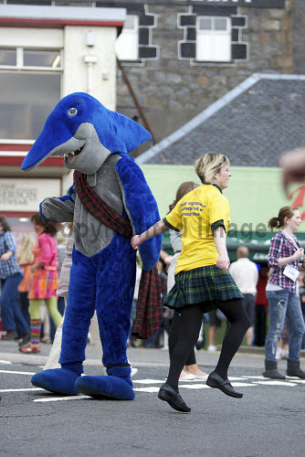 Oban's Big Strip.  