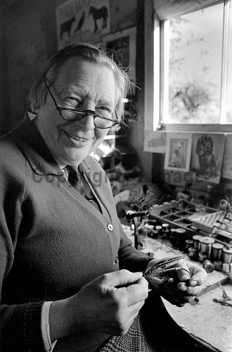 Megan Boyd was one of the world�s real experts in the art of tying salmon fishing flies.