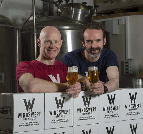 Windswept Brewery Lossiemouth