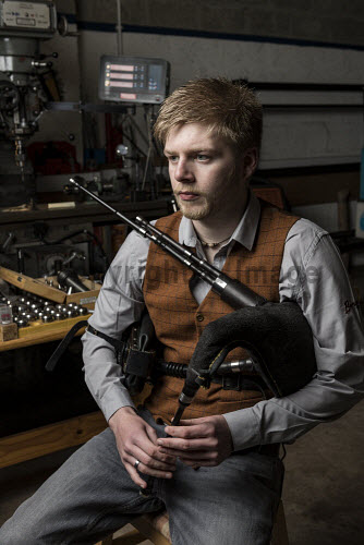 Burgess Bagpipes Ltd, Forres