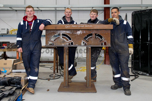 Gow's,  Lybster Ltd, Caithness