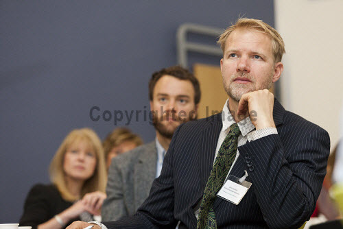 Horizon Scotland, The Enterprise Park Forres, Moray  Breakfast event at Horizon Scotland  Attendees listening to a speaker  Picture Credit Gary Doak/HIE 2018,attendees,breakfast,people,business,businesses,meeting,meetings,lecture theatre,events,event,audience
