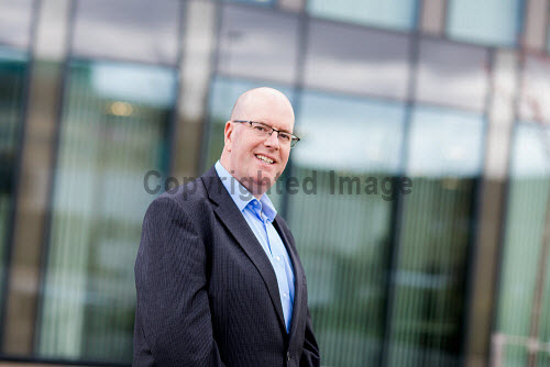 Martin Johnson, Regional Head of Sectors, Inward Investment and International Trade at HIE  Picture Credit Paul Campbell/HIE 2018,portraits,portrait