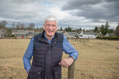 Richard Jones, Director of Farmer Jones based in Cawdor is pleased that his business will benefit from having high speed broadband.
