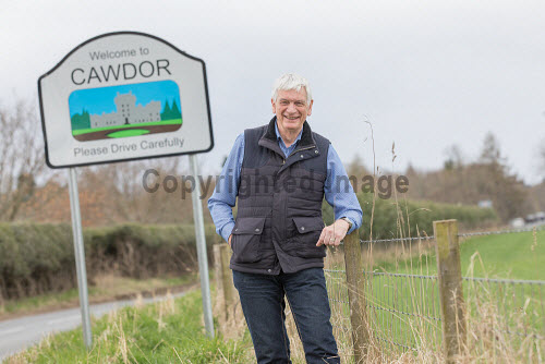 Richard Jones, Director of Farmer Jones based in Cawdor is pleased that his business will benefit from having high speed broadband.  Picture Credit Paul Campbell/HIE 2018,broadband,high,speed,cawdor,connectivity