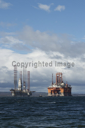 Oil Riggs, Cromarty Firth , nigg  Picture Credit Gillian Frampton/HIE 2018,riggs,rig,oil
