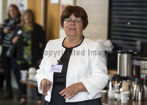 Social Enterprise in Schools Awards 2017 Eden Court Theatre Inverness  Sandra Ewen MBE Chief Futures Officer opens Awards Day    PIC   Trevor Martin/HIE 2017,schools,school,pupils,pupil,awards,award,social,enterprise