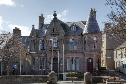 Eyemouth Town Hall, Church Street, Eyemouth