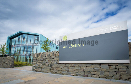 An Lochran and Inverness Campus stock photography, July 2016  Picture Credit Tim Winterburn / HIE Highlands,Islands,Enterprise,HIE,An Lochran,Inverness,Campus,2016,office,offices