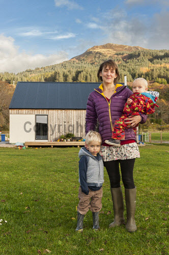 Reraig Housing, Balmacara, 15/11/2016