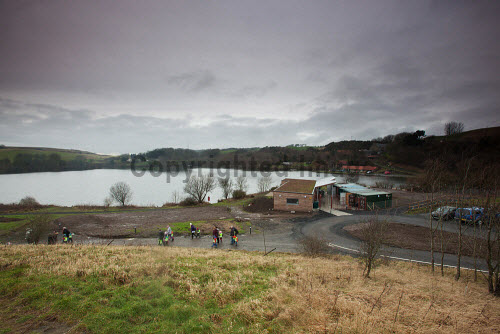 The Fife Ecology Centre, Kinghorn. 17 Feb 2016.    Picture Credit Tina Norris /HIE 2016,Fife Ecology Centre,HIE,ecology,children,child,kids