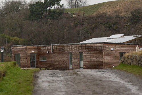 The Fife Ecology Centre, Kinghorn. 17 Feb 2016.    Picture Credit Tina Norris /HIE 2016,Fife Ecology Centre,HIE,ecology