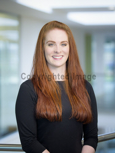 CBS Team portraits, May 2016.  Photographed on the first floor of the new HIE offices at An Lochran, Inverness Campus.  Charlotte Blackwood  Picture Credit Tim Winterburn /HIE Highlands,Islands,Enterprise,HIE,Community,Broadband,Scotland,CBS,2016,staff,portrait,portraits