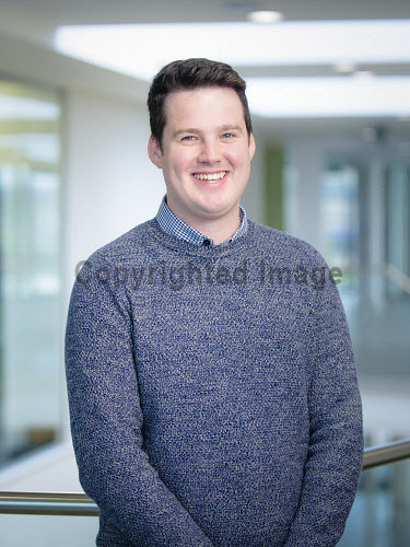CBS Team portraits, May 2016.  Photographed on the first floor of the new HIE offices at An Lochran, Inverness Campus.  Toby Sandison  Picture Credit Tim Winterburn /HIE Highlands,Islands,Enterprise,HIE,Community,Broadband,Scotland,CBS,2016,staff,portrait,portraits
