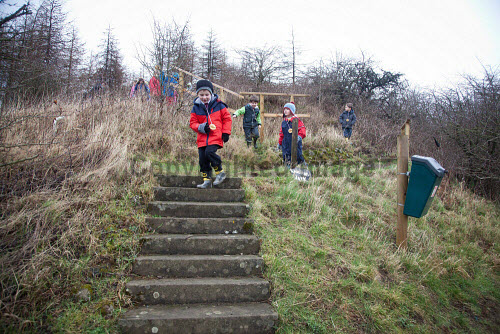 The Fife Ecology Centre, Kinghorn. 17 Feb 2016.   Young children at the centre  Picture Credit Tina Norris /HIE 2016,Fife Ecology Centre,HIE,ecology,children,child,kids