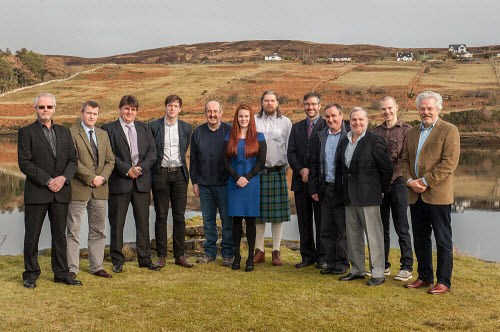 North Skye Community Broadband Project Launched today on the Isle of Skye. 11/02/2016 Picture Credit Cailean Maclean/ HIE broadband,2016,isle,skye,community,north,meeting