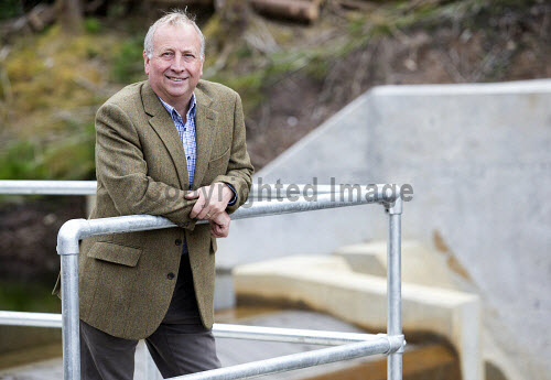Lochgoilhead - 30.8.16 - Lochgoil Hydro  The Lochgoil Hydro scheme  Pictured - Pete Clarke Lochgoil Energy Ltd.  Picture Credit Stuart Nimmo /HIE 2016,hydro,power,green,water,renewable,donich water
