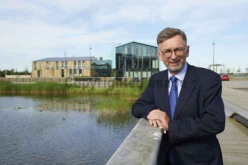 Lord Dunlop visit to Inverness Campus.  Lord Dunlop.  Picture Credit Ewen Weatherspoon /HIE 2016,Lord Dunlop,campus,inverness
