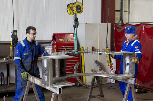 Enerquip, Lybster, Caithness  Steven McNeill and Paul Oag  Picture Credit Angus Mackay /HIE 2016,enerquip,factory,engineering,torque,machines,machine