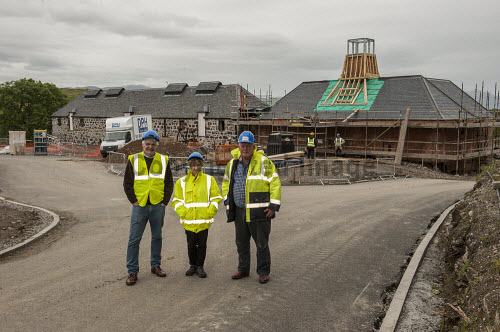 Torabhaig Distillery, Isle of Skye