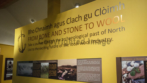 Taigh Chearsabhagh Museum and Arts Centre, Lochmaddy, North Uist   Interior  Picture Credit Sandie Maciver 2016,gaelic,learning,tourist