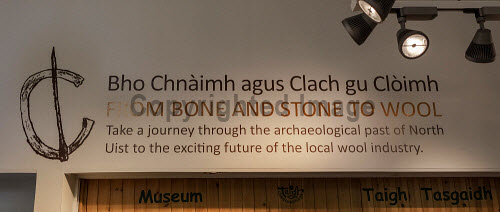 Taigh Chearsabhagh Museum and Arts Centre, Lochmaddy, North Uist 