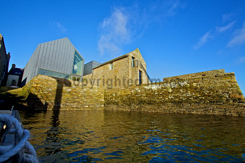 The Pier Arts Centre, Stromness, Orkney