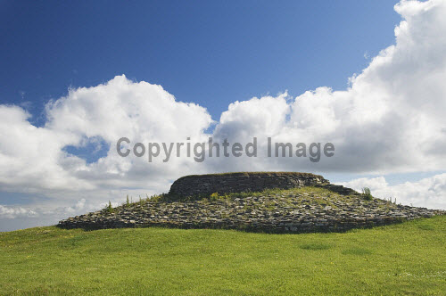 Quoyness Chambered Cairn, Sanday, Orkney..Picture Credit : Iain Sarjeant 2012,summer,sunny,island,islands,isle,isles,attraction,visitor,tourist,remains,heritage,archaelogy,archaelogical,historic,scotland,hs,neolithic,bronze,age,scenic