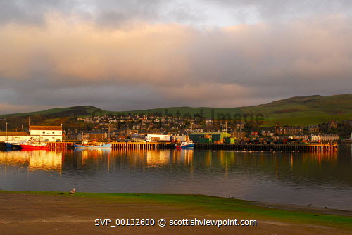 Campbeltown, Argyll...Picture Credit: John McFadyen / HIE. 2011,highlands,islands,enterprise,ltd,scenic,harbour,fishing,boat,boats,industry,atmospheric,sunny,winter