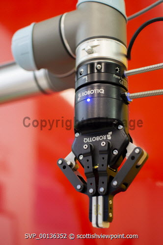 Automation and Robotics Showcase, An Lochran, Inverness Campus, 
