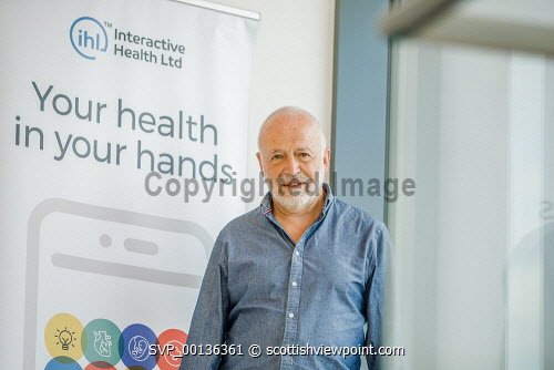 Alan White, Director of Interactive Health LTD.