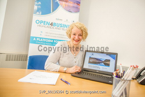 Sandra McCaughey,  O4B Programme Manager.