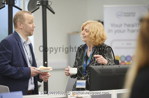 Nexus Launch, Solasta House. Inverness Campus