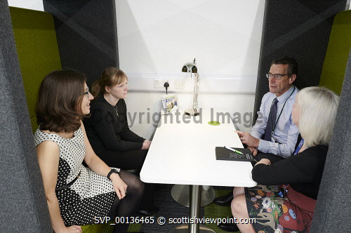 Nexus Launch, Solasta House. Inverness CampusPicture Credit Ewen Weatherspoon /HIE7/06/2019 2019,NEXUS,LAUNCH,people,chatting,chat,interact,interaction,mingle,mingling,networking,business,breakfast,opening