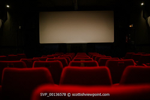 Screen Machine , Liniclate, Benbecula, Outer HebridesInteriorPicture Credit : Jennifer Campbell/HIE 2019,Screen Machine,cinema,communites,creative industries,film,lorry,movies,movie,screen,seats,empty,island,islands,isle,isles Clickybox Photography