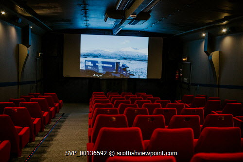 Screen Machine , Liniclate, Benbecula, Outer Hebrides