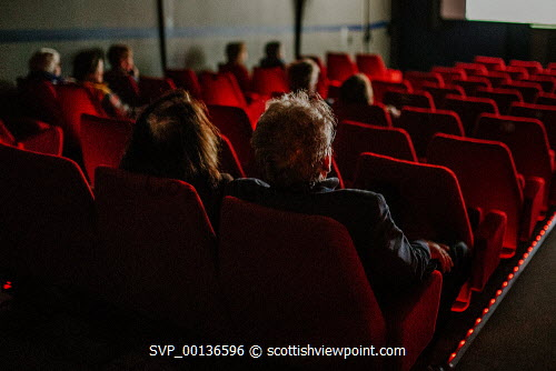 Screen Machine , Liniclate, Benbecula, Outer HebridesPicture Credit : Jennifer Campbell/HIE 2019,Screen Machine,cinema,communites,creative industries,film,lorry,movies,movie,screen,seats,island,islands,isle,isles,crowd,audience,people,watching,watch Clickybox Photography