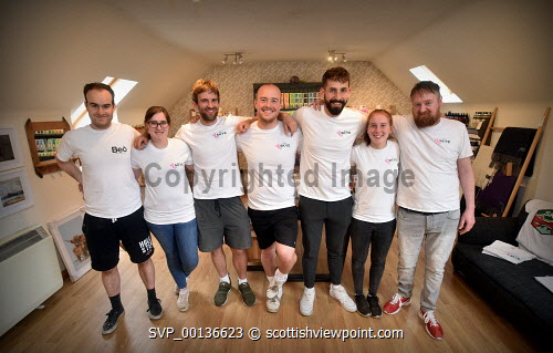 Isle of Skye Candle Company , Skye, The Team Picture Credit Iain Smith /HIE 2019,skye,candles,home,fragrance,candle,process,product,production,people,staff,products Iain Smith