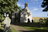 Kinneff church and graveyard, Kinneff, Aberdeenshire. PIC: DOUG HOUGHTON/SCOTTISH VIEWPOINT  Tel: +44 (0) 131 622 7174  Fax: +44 (0) 131 622 7175  E-Mail : info@scottishviewpoint.com  This photograph... DOUG HOUGHTON/SCOTTISH VIEWPOINT traditional,chapel,rural,local,community,village,hamlet,district,kirkyard,parish,graves,graveyards,yards,burial,tomb,tombs,genealogy,family,tree,ancestors,lineage,descendants,descent,genetic,tombstone