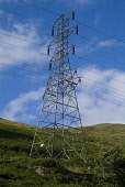 Electricity pylon   PIC: DOUG HOUGHTON/SCOTTISH VIEWPOINT  Tel: +44 (0) 131 622 7174  Fax: +44 (0) 131 622 7175  E-Mail : info@scottishviewpoint.com  This photograph cannot be used without prior permi... DOUG HOUGHTON/SCOTTISH VIEWPOINT energy,electric,electrical,electricity,fuel,power,generate,generates,generator,generators,generation,mains,voltage,supply,supplies,supplied,utility,utilities,industrial,industry,service,green,lines,li