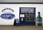 Tobermory Distillery visitor centre, Isle of Mull, Inner Hebrides. CRAIG BROWN/SCOTTISH VIEWPOINT  Tel: +44 (0) 131 622 7174  Fax: +44 (0) 131 622 7175  E-Mail : info@scottishviewpoint.com  www.scotti... CRAIG BROWN/SCOTTISH VIEWPOINT & alba,architectural,architecture,attraction,bottle,brand,building,caledonia,cb,center,centre,destination,distillery,dram,drink,frontage,hebrides,heritage,highlands,hooch,infamous,inner,island,isle,land
