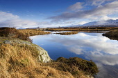 View over Lochan na h-Achlaise toward the Grampian Mountains. Rannoch Moor, Highlands, Scotland. Photographed in December. PIC: LEE BEEL/SCOTTISH VIEWPOINT Tel: +44 (0) 131 622 7174   Fax: +44 (0) 131... LEE BEEL/SCOTTISH VIEWPOINT achlaise,beautiful,beauty,black,britain,british,calm,capped,clear,climb,climbing,coe,cold,country,countryside,covered,crisp,day,december,edge,empty,extreme,fresh,frosted,froze,frozen,great,glen,grampi