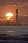 Summer sunset at Barns Ness Lighthouse, East Lothian. PIC: ANDY BENNETTS/SCOTTISH VIEWPOINT Tel: +44 (0) 131 622 7174   Fax: +44 (0) 131 622 7175 E-Mail : info@scottishviewpoint.com This photograph ca... ANDY BENNETTS/SCOTTISH VIEWPOINT Scotland,Sea,Seascape,Sun,Surf,Water,waves,coast,coastal,orb,atmospheric,moody,Places|Dunbar,Other Keywords|Lighthouse,Type of photograph|Sunset,Other Keywords|Barnes Ness Lighthouse,Places|Scotland,T