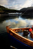 The ferry at Inverie, Knoydart, Highland. PIC: MIKE BROOKES ROPER/SCOTTISH VIEWPOINT  Tel: +44 (0) 131 622 7174  Fax: +44 (0) 131 622 7175  E-Mail : info@scottishviewpoint.com  WEB: www.scottishviewpo... MIKE B. ROPER/SCOTTISH VIEWPOINT HIGHLANDS,SUNNY,WATER,HILL,HILLS,BOAT,TRANSPORT,PIER,HARBOUR