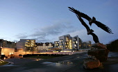 amphoto-   FILER - The Scottish parliament building  in Edinburgh,(  pictured ) has won the RIAS ( Royal Incorporation of Architects in Scotland ) Andrew Doolan Award for Architecture, Best Building i... Allan Milligan