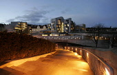 amphoto-   FILER - The Scottish parliament building pictured has won the RIAS ( Royal Incorporation of Architects in Scotland ) Andrew Doolan Award for Architecture, Best Building in Scotland 2005.  T... Allan Milligan
