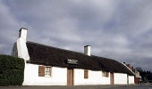 amphoto- Robert Burns Cottage exterior as Patricia Ferguson, Minister for Tourism, Culture and Sport  visits   Burns Cottage  in Alloway during her consultation  tour of Burns National Heritage Park a...