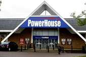 Powerhouse, the UK's third biggest electrical retailer, has gone into administration, closing 50 stores and making about 500 staff redundant.  2/08/06 PIC: GARY MCHARG/SCOTTISH VIEWPOINT  Tel: +44 (0)... POLITICS