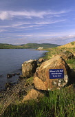 St Marys Loch in the Scottish Borders art work along the Southern Upland Way wooden sculptures by Matt Baker. PIC: ALLAN DEVLIN/SCOTTISH VIEWPOINT Tel: +44 (0) 131 622 7174   Fax: +44 (0) 131 622 7175... ART,WATER,TRANQUIL,SIGNAGE,SCOTLAND,SCENIC,PEACEFUL,LAKE,GENERIC
