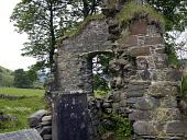 Located on the east side of the Kintyre Peninsula, overlooking the Kilbrannan Sound are the ruins of the small Cistercian Abbey of Saddell. Founded in 1160 by the Somerled, the warrior King, whose des... SCOTLAND,GENERIC,CHRISTIANITY,RELIGIOUS,RELIGION,HERITAGE,HISTORIC,HISTORY,RUIN